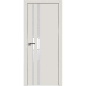 Дверь профиль дорс 16Е Дарк вайт - со стеклом