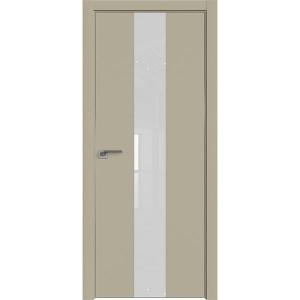 Дверь профиль дорс 25Е Шеллгрей - со стеклом