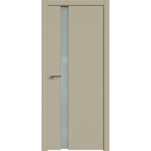 Дверь Профиль дорс 36Е Шеллгрей - со стеклом