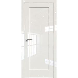 Дверь Профиль дорс 100L Магнолия люкс - глухая