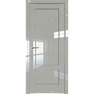 Дверь Профиль дорс 105L Галька люкс - глухая