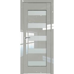 Дверь Профиль дорс 29L Галька люкс - со стеклом