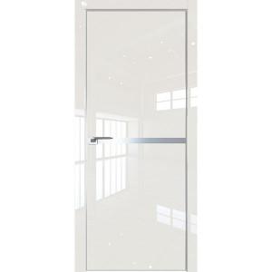 Дверь Профиль дорс 11LK Магнолия люкс - глухая