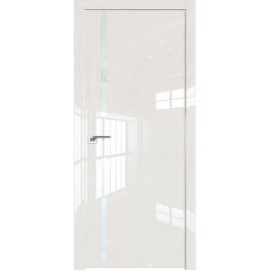 Дверь Профиль дорс 22LK Магнолия люкс - со стеклом