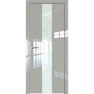 Дверь Профиль дорс 25LK Галька люкс - со стеклом