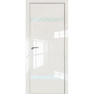 Дверь Профиль дорс 3LK Магнолия люкс - со стеклом