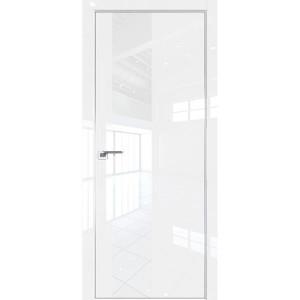 Дверь Профиль дорс 5LK Белый люкс - со стеклом