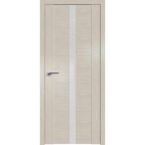 Дверь Профиль дорс 2.04N Дуб скай белёный - со стеклом