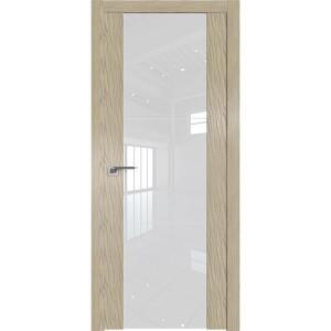 Дверь Профиль дорс 22N Дуб скай крем - со стеклом