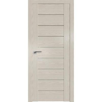 Дверь Профиль дорс 98N Дуб скай белёный - со стеклом