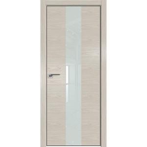 Дверь Профиль дорс 25NK Дуб скай беленый - со стеклом
