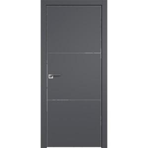 Дверь Профиль дорс 44SMK Серый матовый