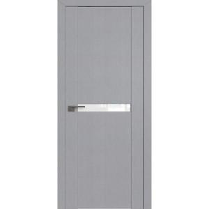 Дверь Профиль дорс 2.02STP Pine Manhattan Grey - со стеклом