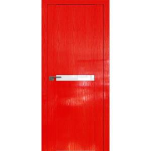 Дверь Профиль дорс 2.02STP Pine Red glossy - со стеклом