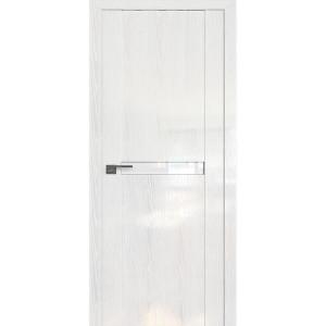 Дверь Профиль дорс 2.02STP Pine White glossy - со стеклом