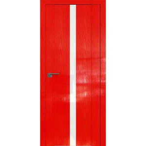 Дверь Профиль дорс 2.04STP Pine Red glossy - со стеклом