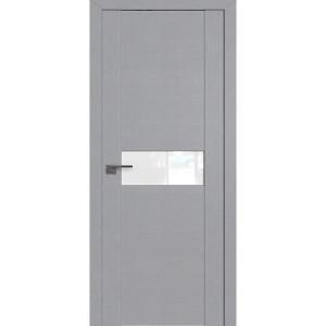 Дверь Профиль дорс 2.05STP Pine Manhattan Grey - со стеклом