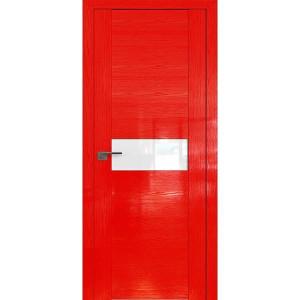 Дверь Профиль дорс 2.05STP Pine Red glossy - со стеклом