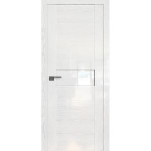 Дверь Профиль дорс 2.05STP Pine White glossy - со стеклом