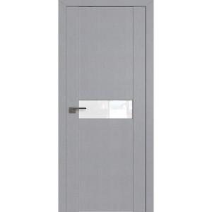 Дверь Профиль дорс 2.06STP Pine Manhattan Grey - со стеклом