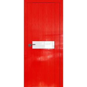 Дверь Профиль дорс 2.06STP Pine Red glossy - со стеклом