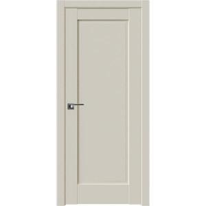 Дверь Профиль дорс 100U Магнолия сатинат - глухая