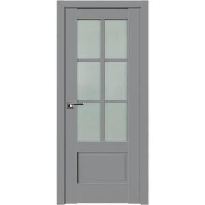 Дверь Профиль дорс 103U Манхэттен - со стеклом