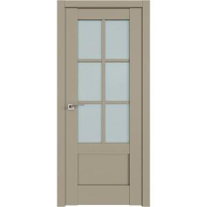 Дверь Профиль дорс 103U Шеллгрей - со стеклом