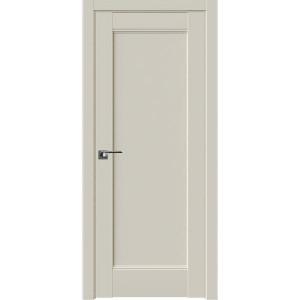 Дверь Профиль дорс 106U Магнолия сатинат - глухая