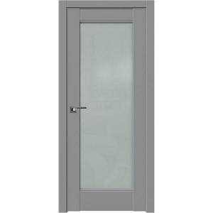 Дверь Профиль дорс 107U Манхэттен - со стеклом