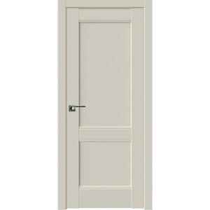 Дверь Профиль дорс 108U Магнолия сатинат - глухая