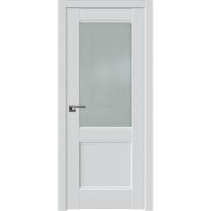 Дверь Профиль дорс 109U Аляска - со стеклом