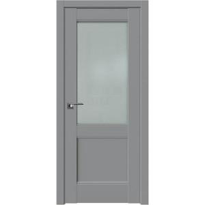 Дверь Профиль дорс 109U Манхэттен - со стеклом