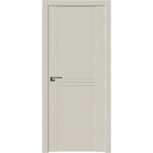 Дверь Профиль дорс 150U Магнолия сатинат - глухая