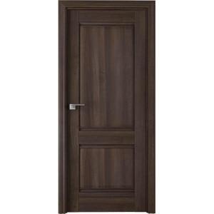 Дверь Профиль дорс 1Х Орех сиена - глухая