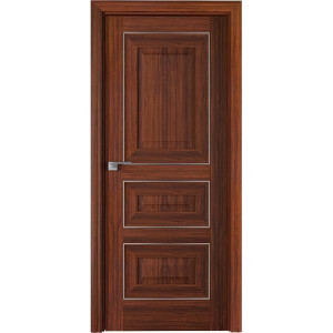 Дверь Профиль дорс 25Х Орех амари - глухая