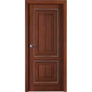 Дверь Профиль дорс 27Х Орех амари - глухая