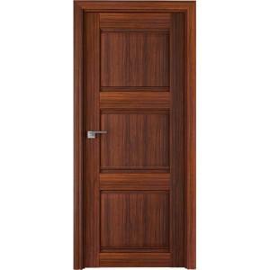 Дверь Профиль дорс 3Х Орех амари - глухая