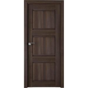 Дверь Профиль дорс 3Х Орех сиена - глухая