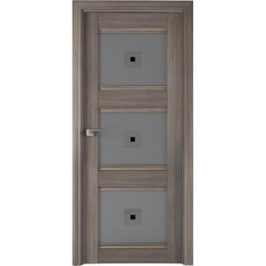 Дверь Профиль дорс 4Х Орех пекан - со стеклом