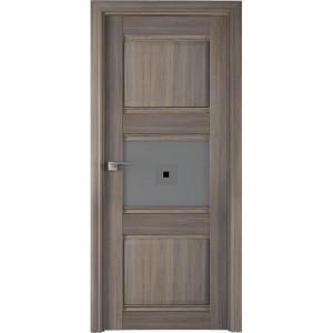 Дверь Профиль дорс 5Х Орех пекан - со стеклом