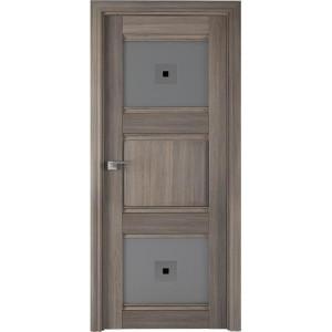 6Х Орех пекан - дверь Профиль дорс со стеклом