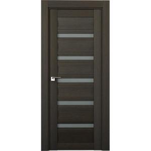 Дверь Профиль дорс 116Х Грей мелинга - со стеклом