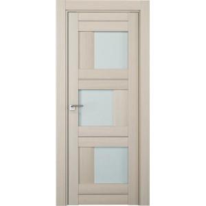 Дверь Профиль дорс 13Х Эш вайт мелинга - со стеклом