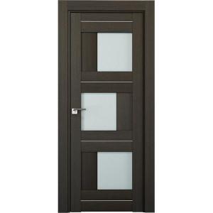 Дверь Профиль дорс 13Х Грей мелинга - со стеклом