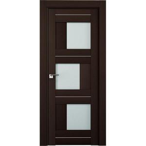 Дверь Профиль дорс 13Х Венге мелинга - со стеклом
