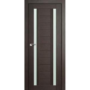 Дверь Профиль дорс 15Х Грей мелинга - со стеклом