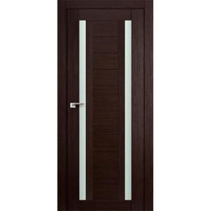 Дверь Профиль дорс 15Х Венге мелинга - со стеклом
