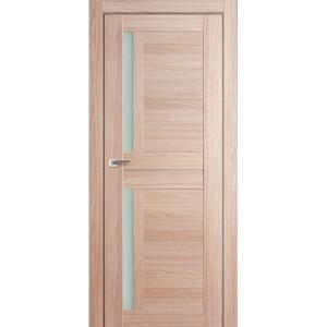 Дверь Профиль дорс 19Х Капучино мелинга - со стеклом