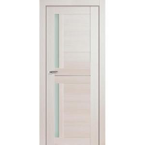 Дверь Профиль дорс 19Х Эш вайт мелинга - со стеклом